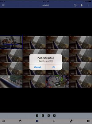 Mobile Surveillance App